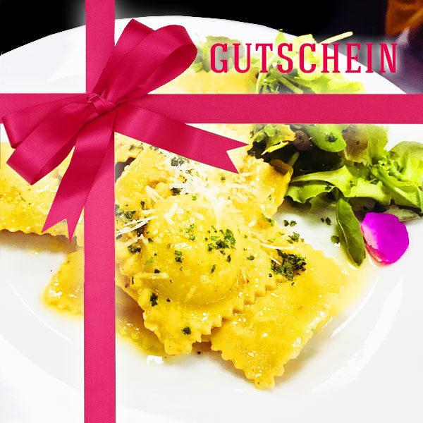 Pasta Gutschein