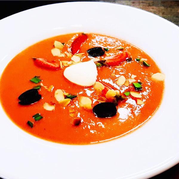 vegane suppe
